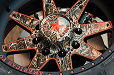 American Force Camo 32 inch Wheels on 2013 Dodge Ram 2500