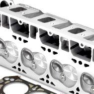 Intake & Exhaust Valves Cylinder Heads