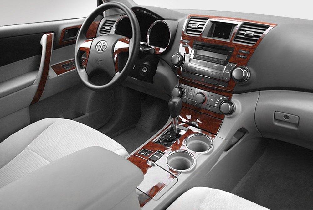 Dash kits wood carbon fiber aluminum at - Kit de interior ...