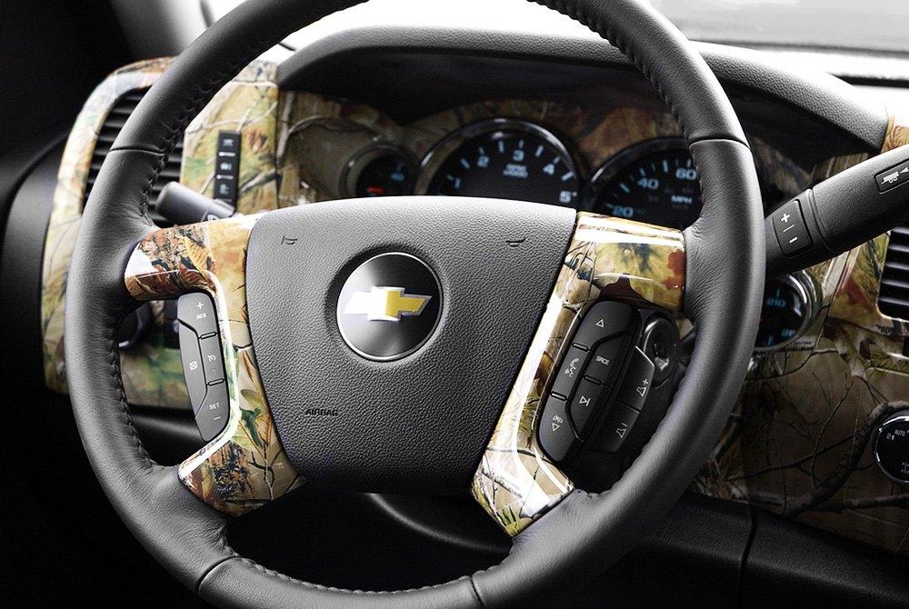 2013 Chevy Silverado Camo Dash Autos Post