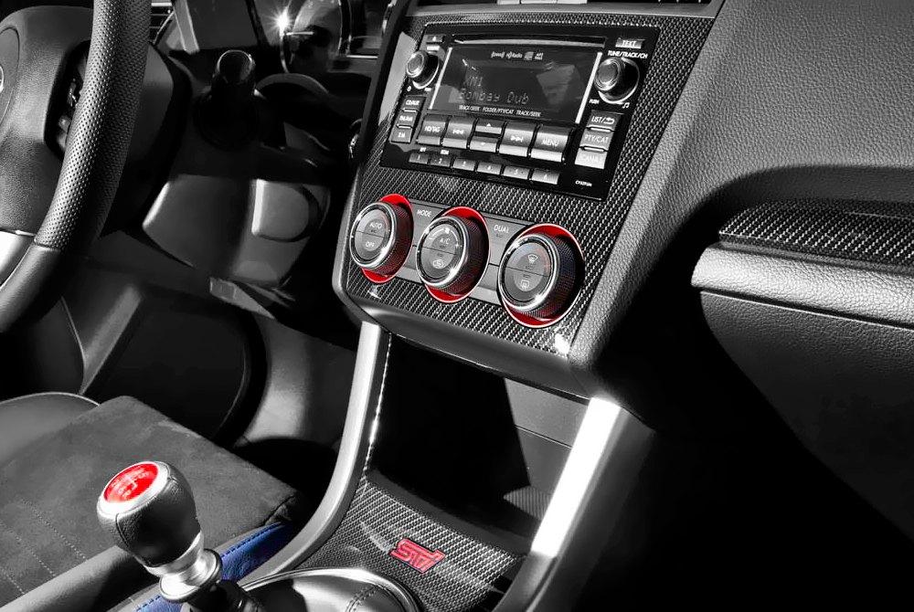 Carbon Fiber Dash Kits Custom Interior Trim