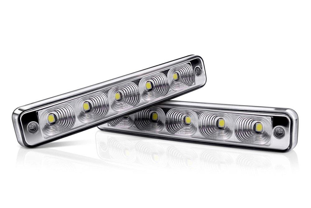 Daytime Running Lights (DRLs) | LED, Custom, Replacement