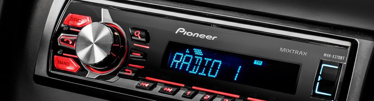 Dual DXRM58BT 2-DIN Car Stereo Digital Media Receiver with Bluetooth Aux USB