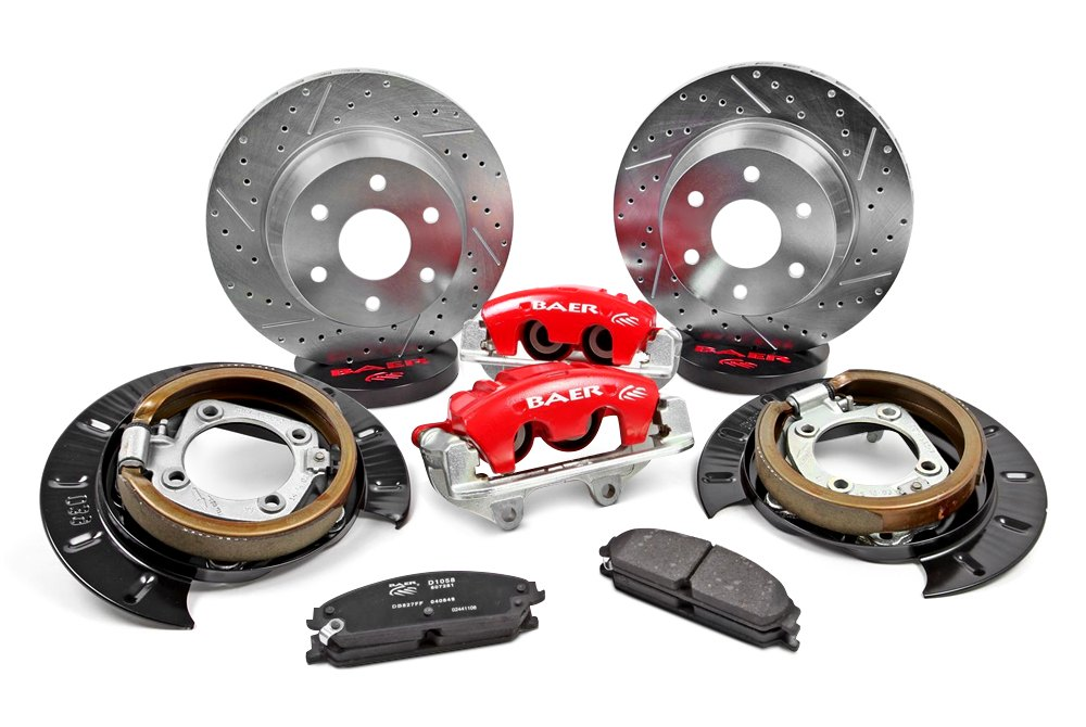 Disc Brake Conversion Kits | Front, Rear, 4-Wheel – CARiD com