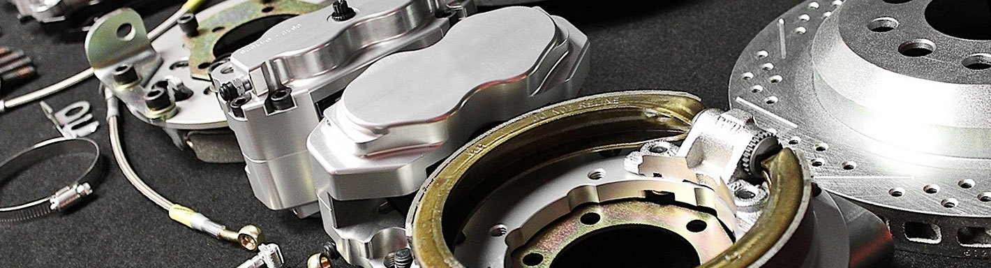 Gmc Performance Brakes, Pads & Rotors