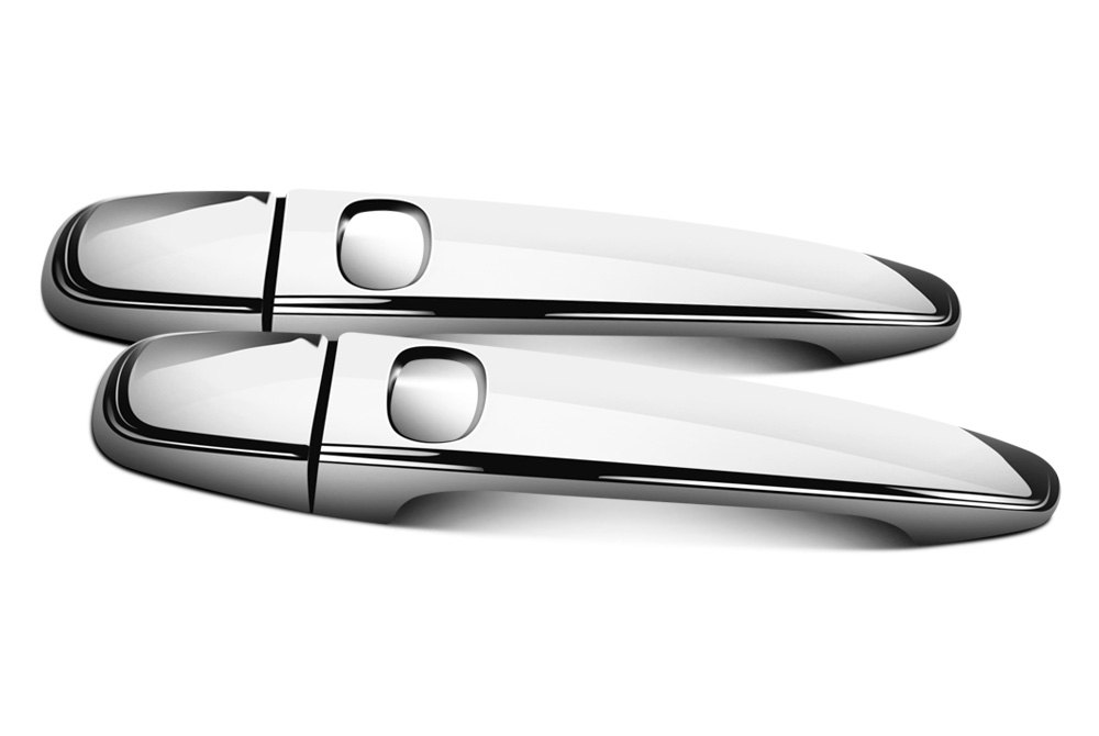 Chrome Door Handles Covers Inserts Handle Assemblies