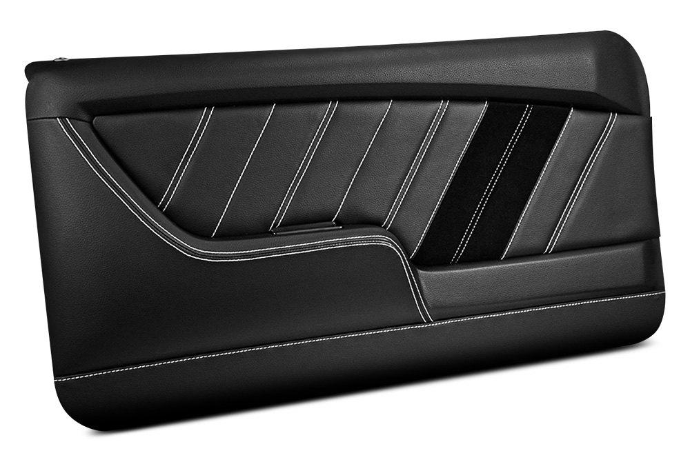 Door Post Panels For 66 C10 Autos Post