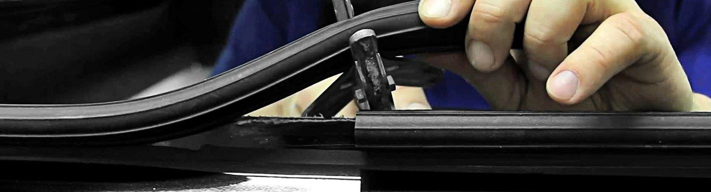 1988 Jaguar Xj Type Door Seals Amp Weatherstripping Carid Com