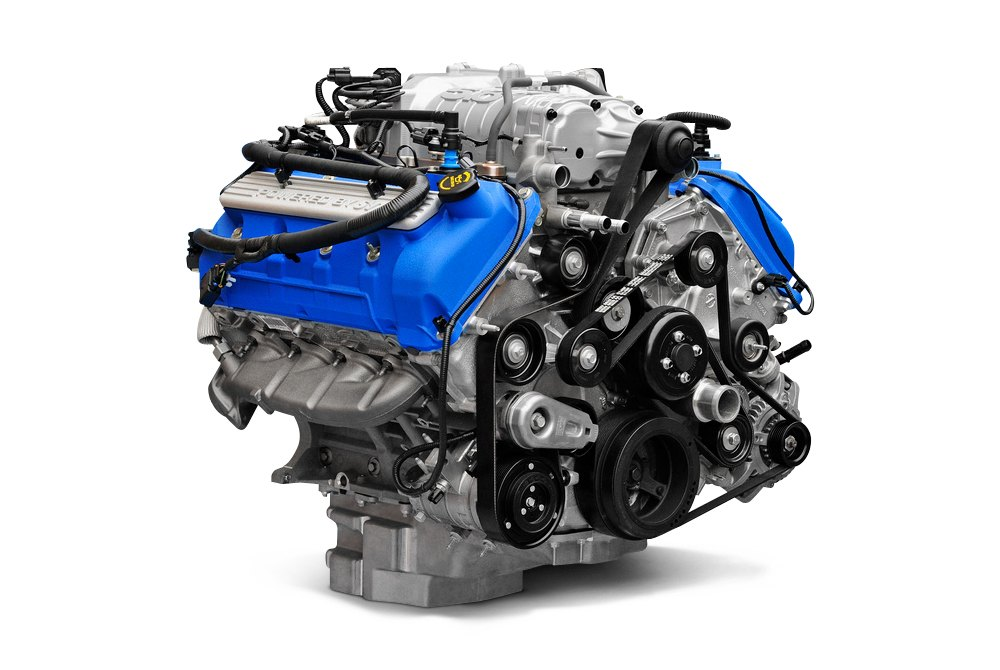 Replacement Engine