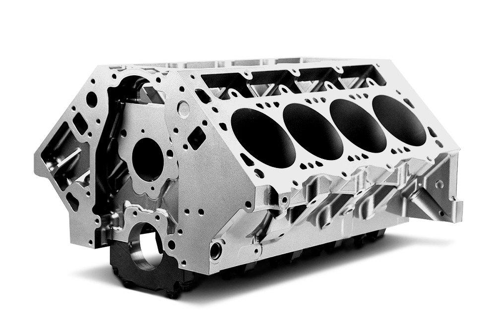v4 Engine Block images