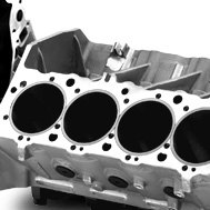 Replacement Engine Block