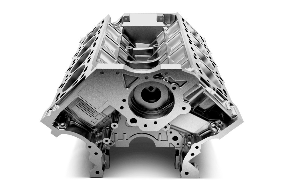 Replacement Engine Blocks & Components for Cars & Trucks ...