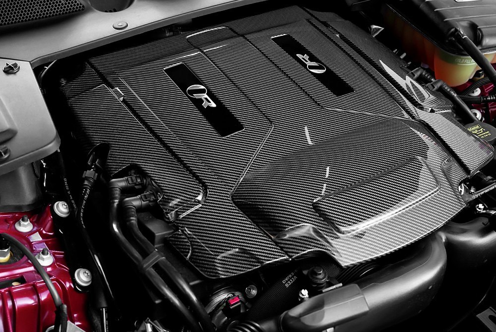 Custom Engine Covers | Carbon Fiber, Stainless Steel – CARiD.com