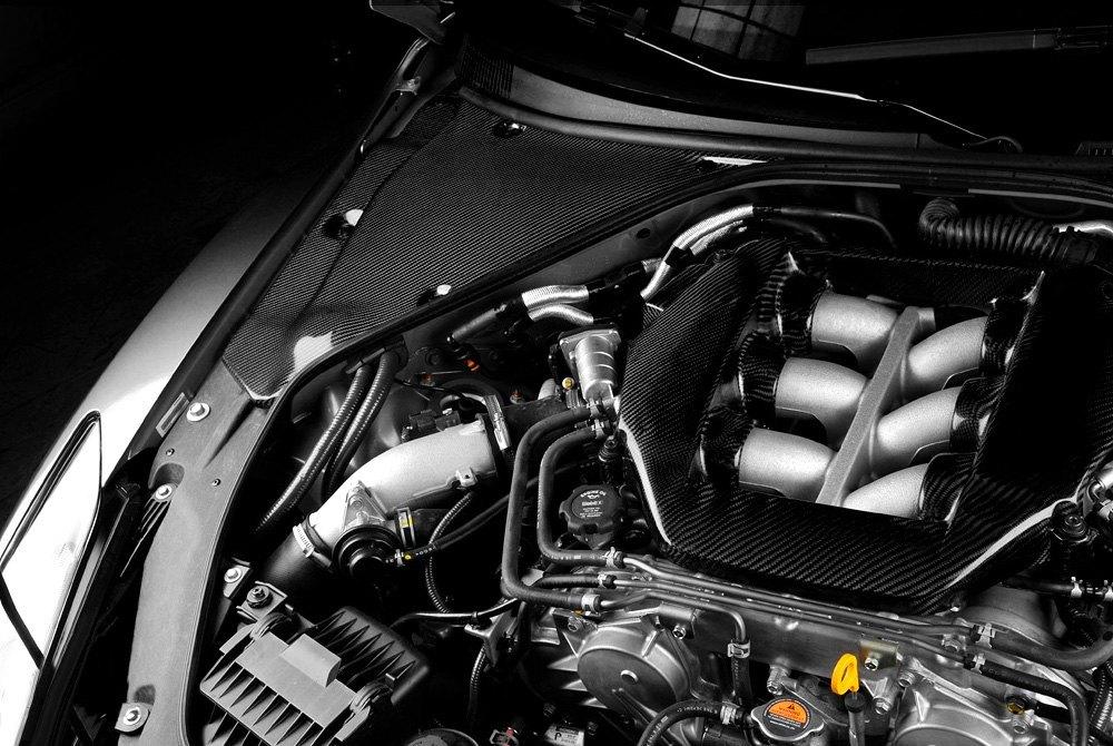 Custom Engine Covers | Carbon Fiber, Stainless Steel – CARiD.com