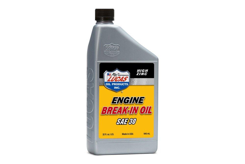 Engine Oil Additives   ZDDP, Break-In Oil, Supplements