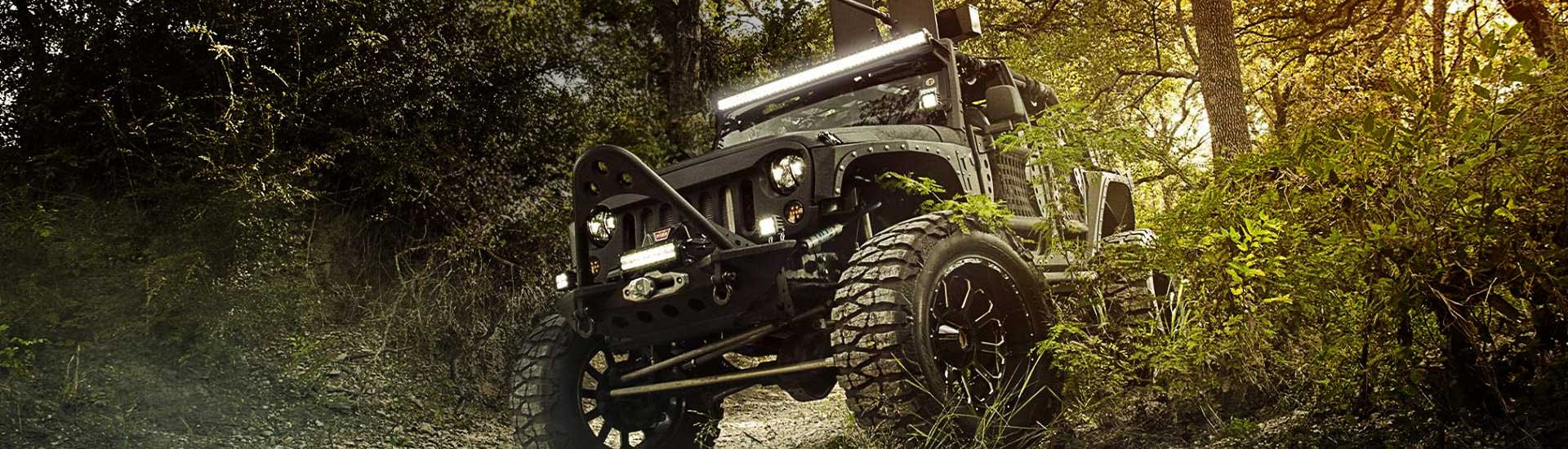 Everything for Jeep