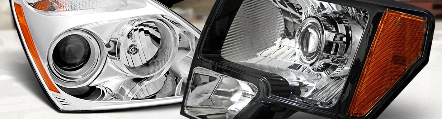Chrysler Town and Country Headlights - 2012