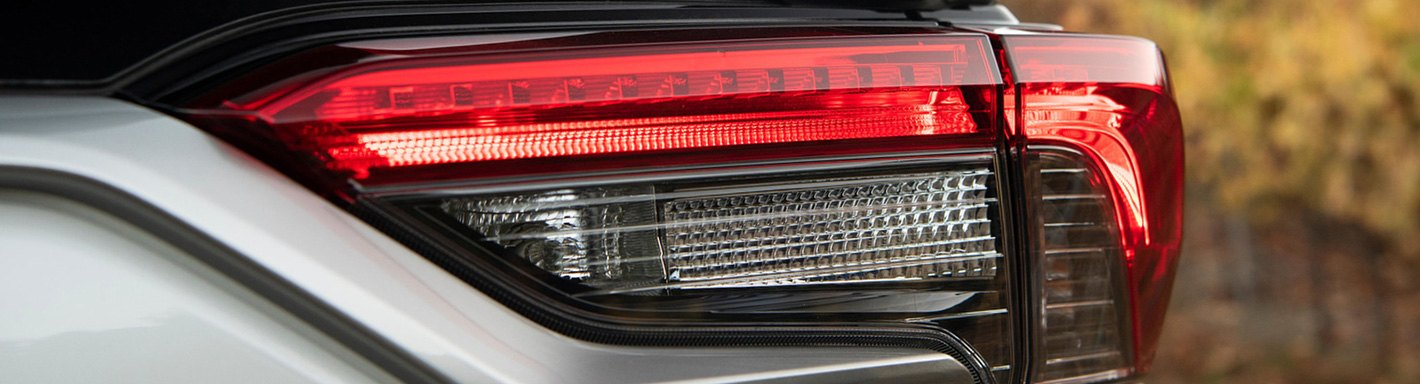 Subaru WRX Tail Lights - 2006