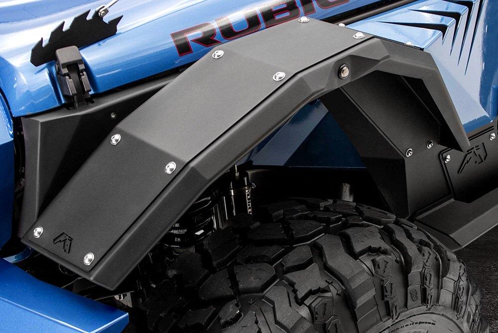 Fender Flares For Trucks Jeeps Suvs Universal Custom Fit