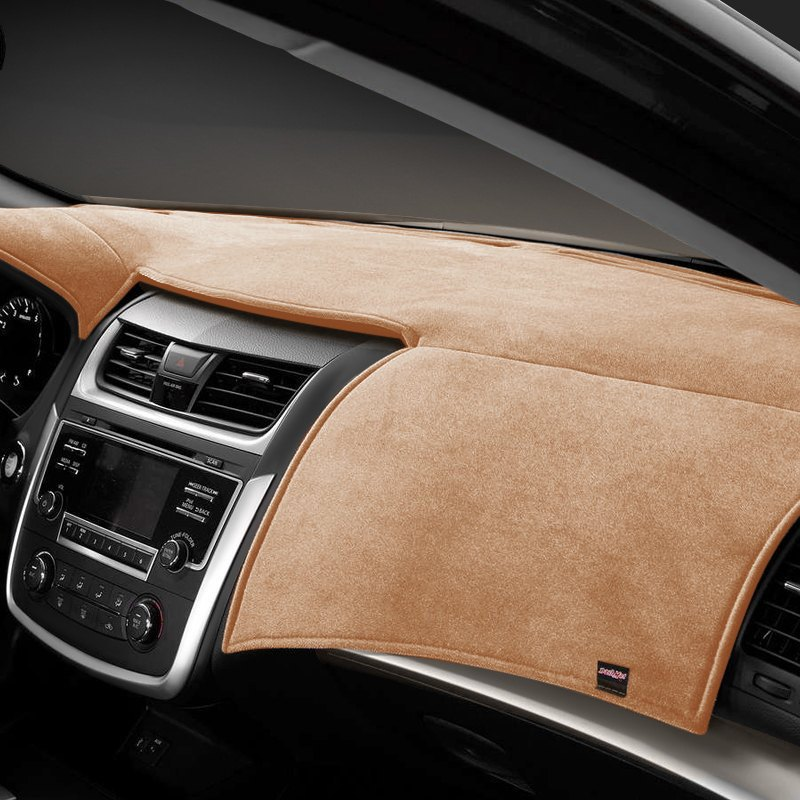 Front Dash Covers Velour Suede Polyester Dashboard