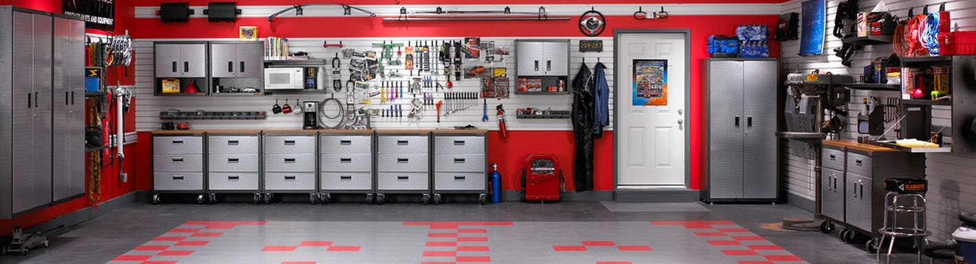 Automotive Repair Shops >> Garage Accessories | Hoists, Jacks, Stands, Ramps, Creepers