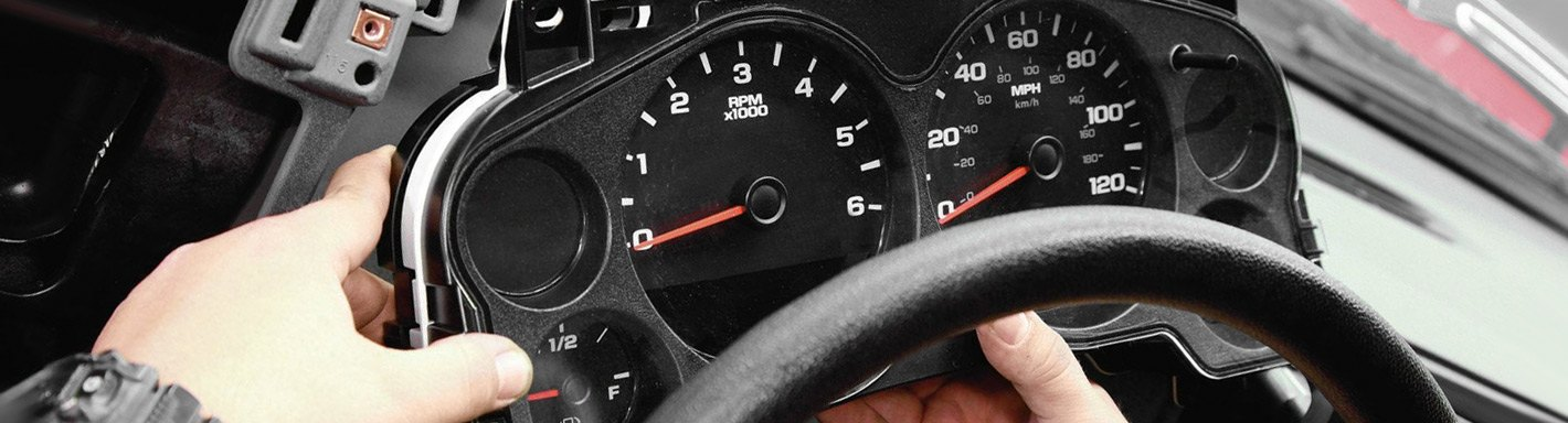 Automotive Gauges & Components