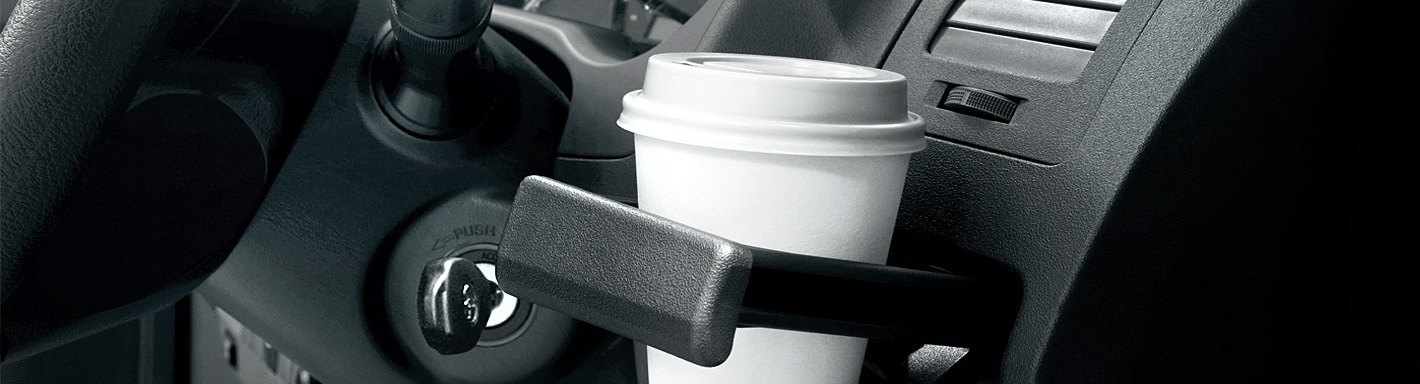 Glove Boxes + Cup Holders