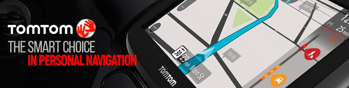 Tom Tom GPS Systems