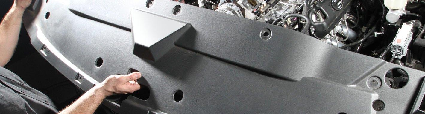 Radiator Support Cover K839FC for Chrysler 300 2012 2013 2014 2011