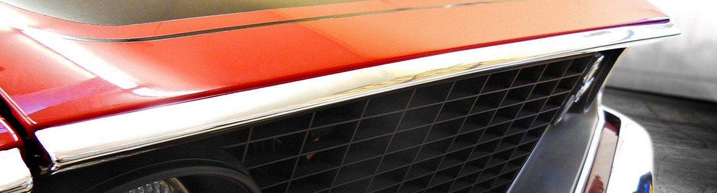 Acura TL Hood Decals Moldings CARiDcom - Acura tl decals