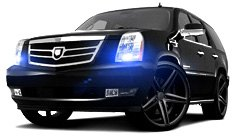 Cadillac Escalade Projector Headlights