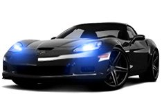 Chevy Corvette Projector Headlights