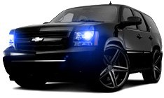 Chevy Tahoe Projector Headlights