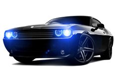 Dodge Challenger Tail Lights