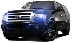 Ford Expedition Sunroof Visors