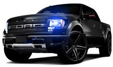 Ford F-150 Projector Headlights