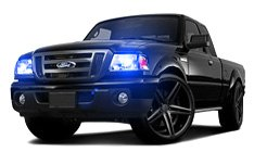 Ford Ranger Off-Road Lights