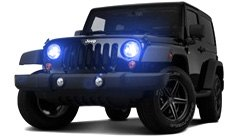 Jeep Wrangler Winches