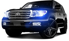 Toyota Land Cruiser Winches