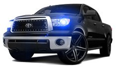 Toyota Tundra Off-Road Lights
