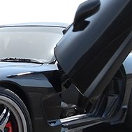 Chevy Corvette Lambo Doors