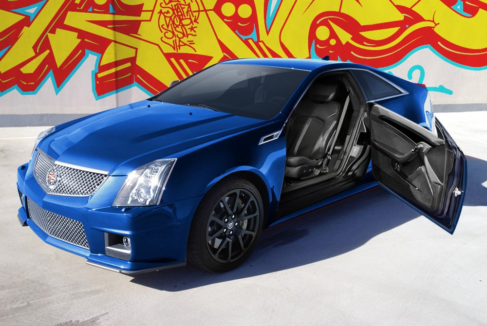 ... Vertical Doors Cadillac Cts Coupe Suicide Doors & Lambo Doors | Vertical Doors Conversion Kits \u2013 CARiD.com