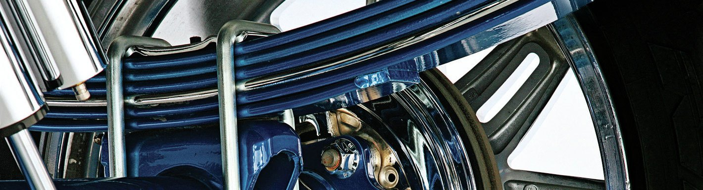 Performance Leaf Springs | Lifting, Lowering, Add-A-Leaf, Shackles