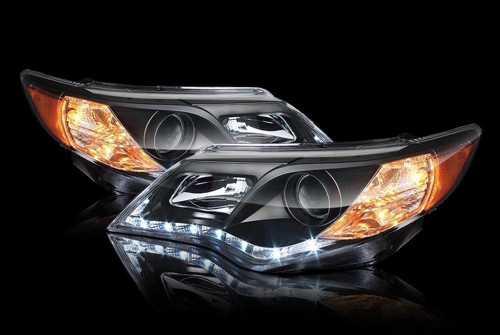 Custom Led Headlights  U2013 Carid Com