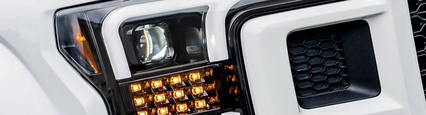 Ford Fusion Headlights - 2010