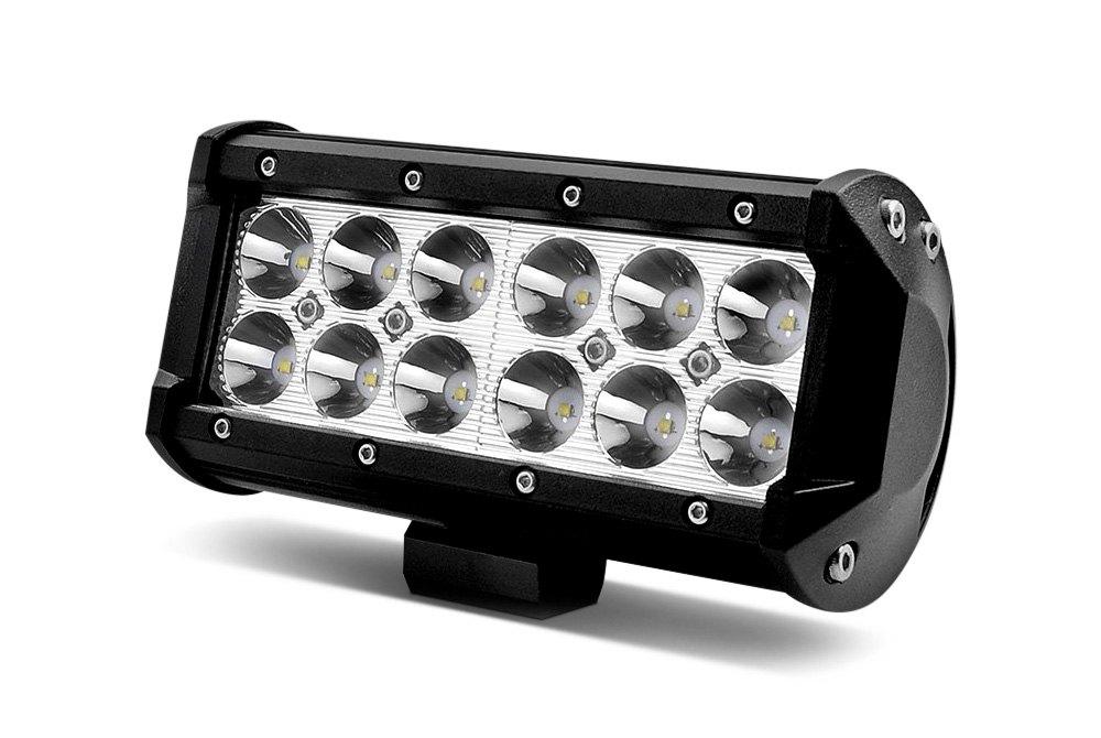 Off road led light bars for truck jeeps suvs carid lumen led light bar aloadofball Gallery