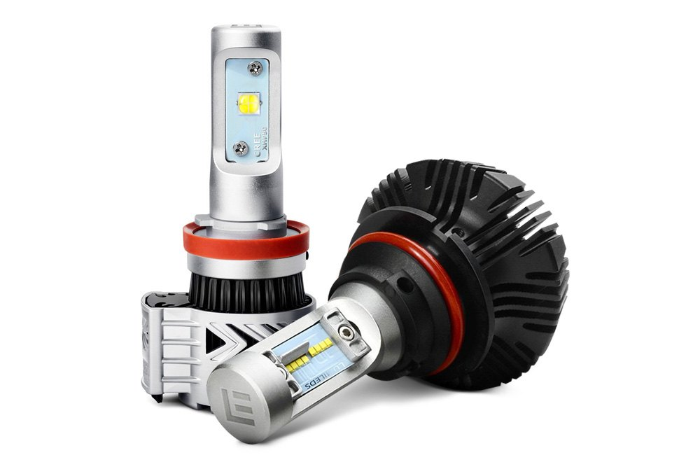 Automotive LED Lights | Bars, Strips, Halos, Bulbs, Custom