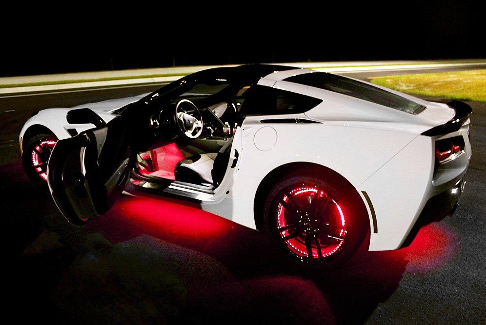 Car Show Glow