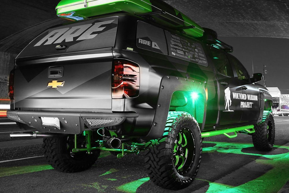 LED Underbody Lights | Tubes, Rock Lights, Wireless ...