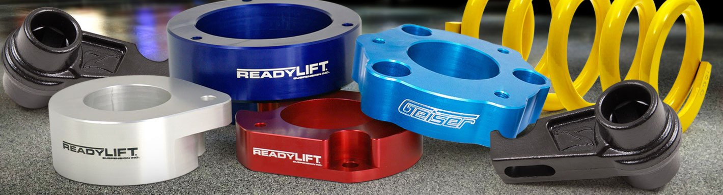 Isuzu Suspension Leveling Kits | Spacers, Extensions